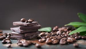 dark-chocolate-with-coffee-beans